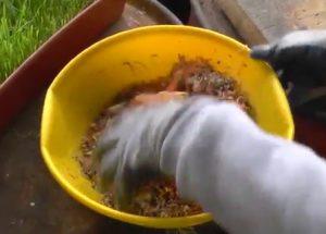 метронидазол мешают в сухой корм