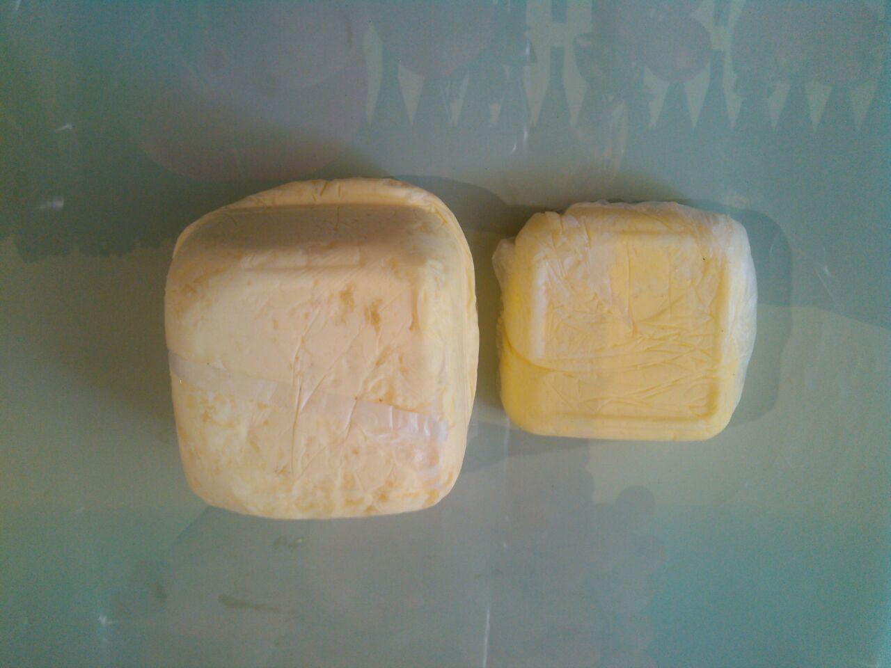 формы с маслом